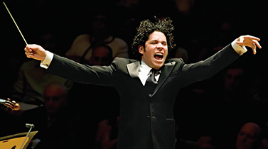 Dudamel Conducts Mahler's Eighth